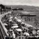 Spiaggia e lungomare Trieste (Ph: New Cartoline Liguria)