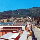 Lungomare anni '80 (Ph: New Cartoline Liguria)