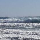 Mare mosso febbraio 2020 (Ph. Barbara Recli)