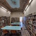 Biblioteca Civica_Sala Lettura