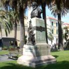 Monumento Andrea Rossi Pilota dei Mille (Ph: Comune di Diano Marina)