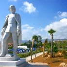 Monumento a Cristoforo Colombo (Ph: Comune di Diano Marina)
