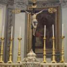 Chiesa di Sant'Antonio Abate - crocifisso presbiterio (Ph: Comune di Diano Marina)