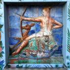 Bassorilievo in onore della Dea Diana (Ph: Comune di Diano Marina)