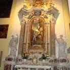 Chiesa di Sant'Antonio Abate - statua Madonna del Carmine (Ph: Comune di Diano Marina)