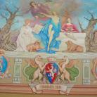 Palazzo Comunale - Sala Consiliare, affresco Dea Diana (Ph: Comune di Diano Marina)
