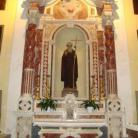 Chiesa di Sant'Antonio Abate - statua S. Antonio Abate (Ph: Comune di Diano Marina)
