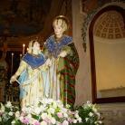 Statua di Sant'Anna (Ph: Comune di Diano Marina)