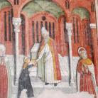 Oratorio SS. Annunziata - Affreschi del '400 (Ph: Comune di Diano Marina)