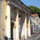 Villa Scarsella - Esterno da via Cavour (Ph: Comune di Diano Marina)
