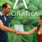 Premiazione Chiara Ritondale_Aromatica 2020