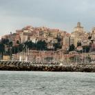 Imperia Porto Maurizio, il Parasio