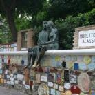 Alassio, il Muretto