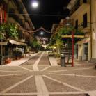 Isola Pedonale, Via Milano ang. Via Nizza (Ph: Comune di Diano Marina)