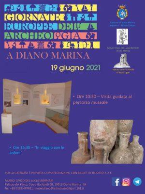 Giornate Europee dell'Archeologia_19 giugno 2021