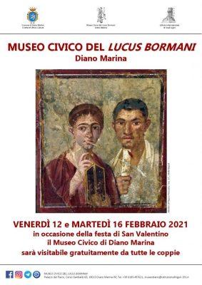 San Valentino al Museo_febbraio 2021